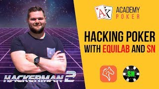 How to HACK poker tournaments with Equilab and SN?