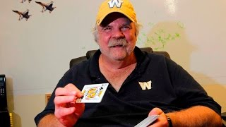 Meet the magician: Bombers offensive line coach Bob Wylie