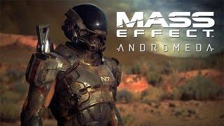 Mass Effect  Andromeda  (Трейлер на Русском)