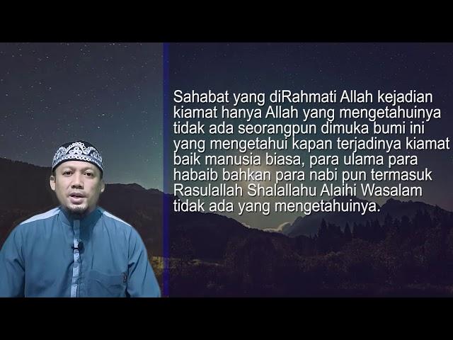 Hari Kiamat adalah Urusan Allah SWT - AsbabunNuzul QS Al 'Araf187 - Ust Dikdik