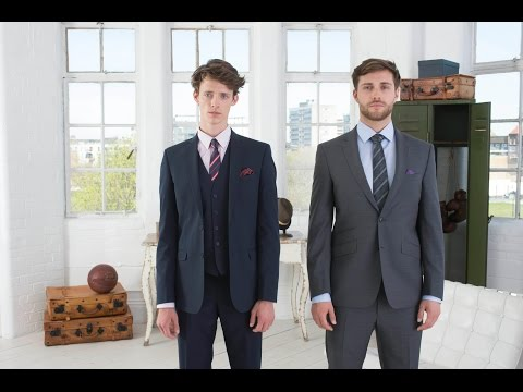 M&S Men's Style: The Interview Suit Guide