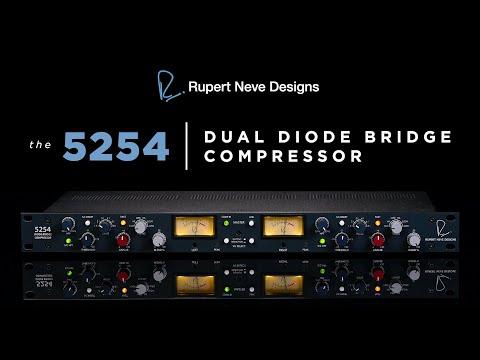 The 5254 Dual Diode Bridge Compressor