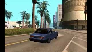 "#109 Eski Kasa Doğan Etiket ""New Cars - GTA San Andreas"""