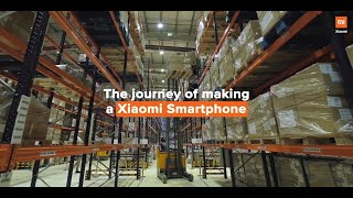What goes on inside a Xiaomi factory?   #QualityWithMi