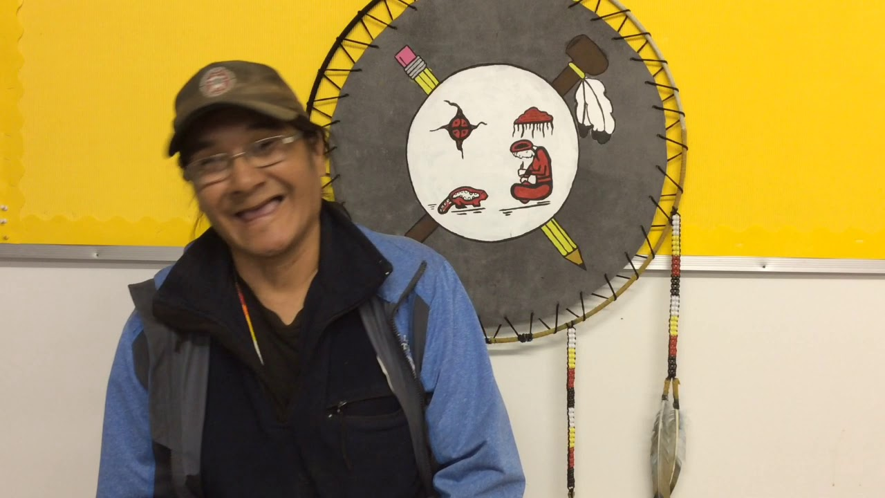 Digital Storytelling Project - Zach Mamakwa (Wunnumin Lake First Nation 2017)