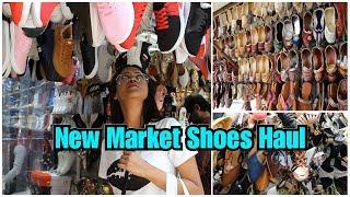 Kolkata Street Shopping | New Market/Esplanade (Shoes) Haul | Kolkata's Best Footwear Market