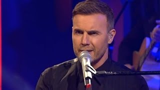 Repeat youtube video Gary Barlow - Let Me Go | The Late Late Show