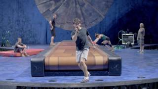Video The Treadmill | LUZIA by Cirque du Soleil download MP3, 3GP, MP4, WEBM, AVI, FLV Juli 2018