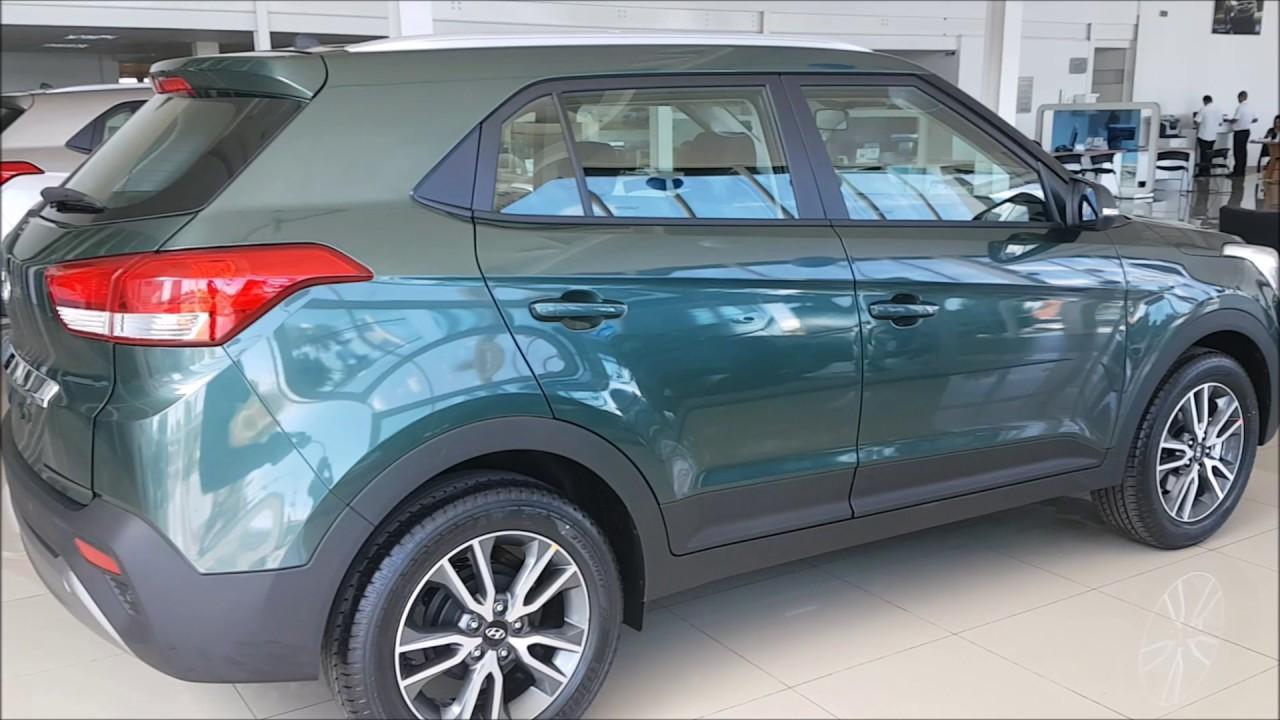 Hyundai Creta 1.6 e 2.0 Automático: preços, consumo ...