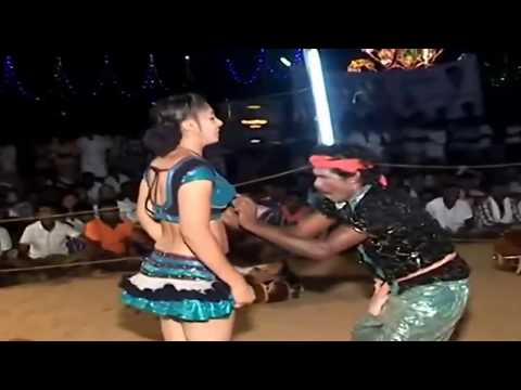 Thanjavur Karakattam   live funny Village festival Dance   YouTube thumbnail