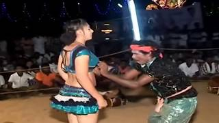 Thanjavur Karakattam   live funny Village festival Dance   YouTube