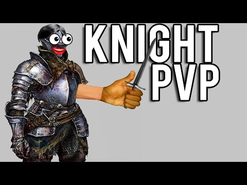 "Dark Souls 3 PvP: Starter Classes At SL140 ""Knight"" - Nothing Wrong With This & A CELEBRITY!.."
