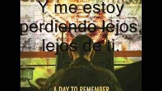 A Day To Remember- You Had Me At Hello (Sub Español)