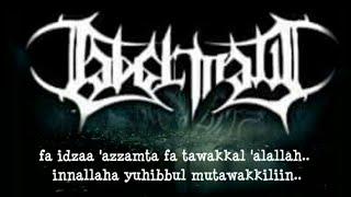 JABAL MAUT - Syair Suci (Full Lirik HD) | Lagu Gothic Black Metal Paling Enak Di Dengar