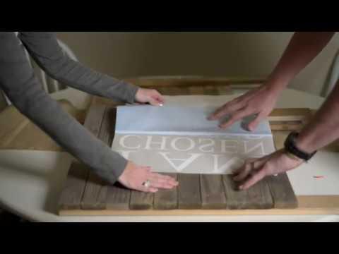 Diy Wooden Wall Art Youtube
