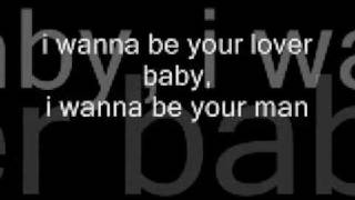 i wanna be your man lyrics