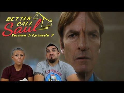 Better Call Saul Season 5 Episode 7 'JMM' REACTION!!