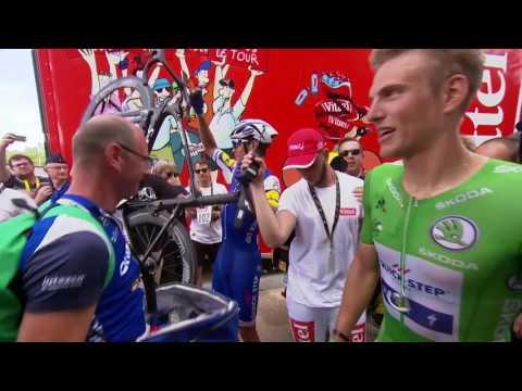 2017 Tour de France - La Manita de Marcel Kittel