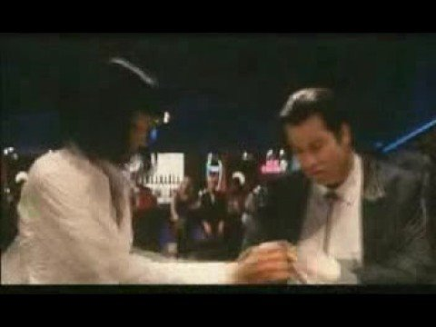(Pulp fiction) You Never Can Tell - Chuck Berry - YouTube