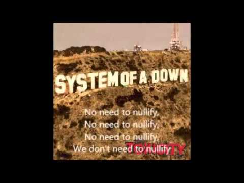 System Of A Down Toxicity  Full Album