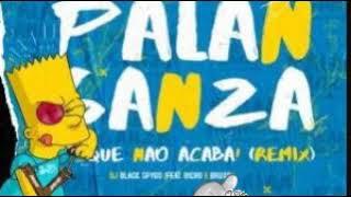 Dj Black Spygo feat. Bicho & Bruxo - Palanganza Que Não Acaba (Remix) [Prod. Marcio Beat]