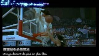 JAY CHOU Kung Fu Dunk