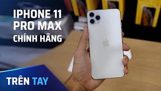 Mở hộp Apple iPhone 11 | 11 Pro | 11 Pro Max chính hãng!