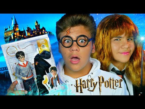 ВОЛШЕБНИК ГАРРИ ПОТТЕР š� ДЬЯВОЛЬСКАЯ МЕТКА (The Harry Potter Doll Review)