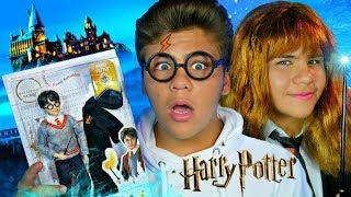 ВОЛШЕБНИК ГАРРИ ПОТТЕР ⚡ ДЬЯВОЛЬСКАЯ МЕТКА (The Harry Potter doll review)