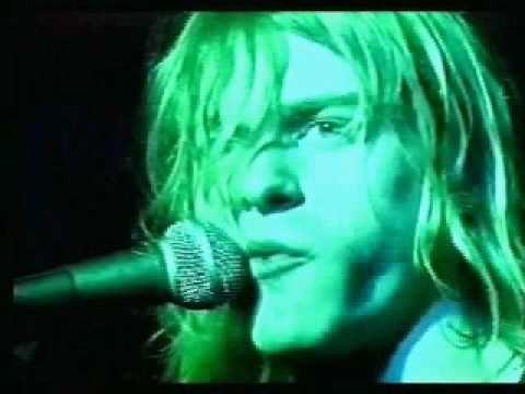 Nirvana Love Buzz - Live Paradiso Amsterdam 1991