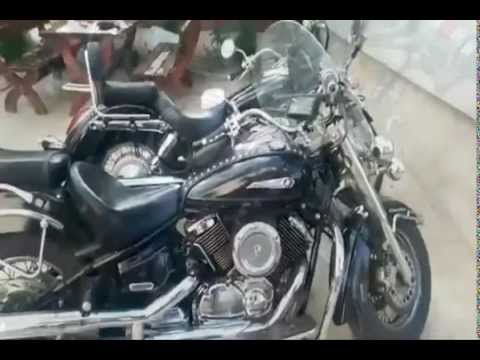 Yamaha V Star (Dragstar) XVS 1100 dashboard backup fuse review  YouTube