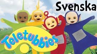 Teletubbies på svenska - avsnitt: Neds cykel