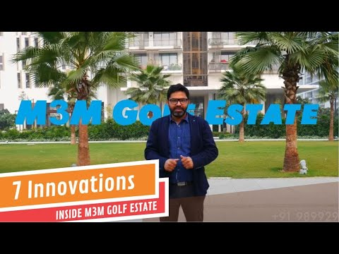 What's inside India's Multicultural Luxury Apartment at Gurgaon | M3M Golf Estate