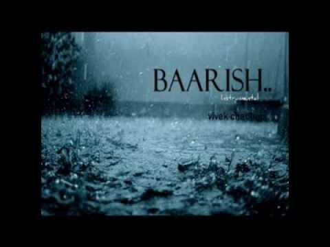 Baarish Instrumental(yaarian)