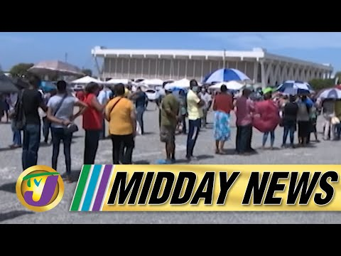 Tighter Covid-19 Measures Coming - PM | TVJ Midday News - July 27 2021
