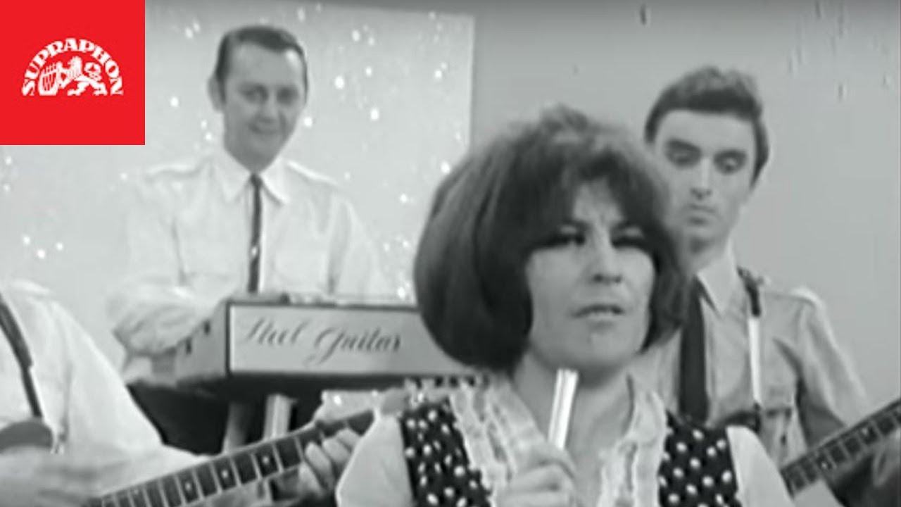 Eva Olmerová - Čekej tiše (Hitparáda 60. léta 11) (oficiální video)