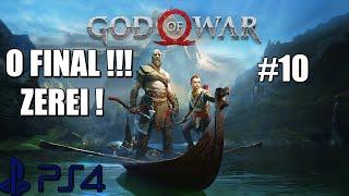 GOD OF WAR 4 - AGORA BORA ATÉ ZERAR !!! #10 - PS4!