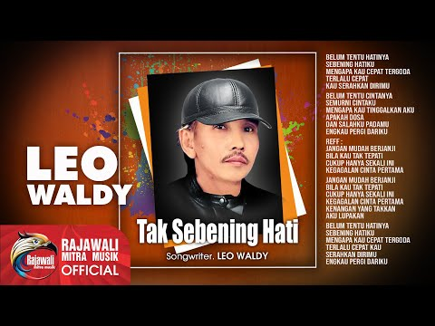 Leo Waldy - Tak Sebening Hati - Official Music Video
