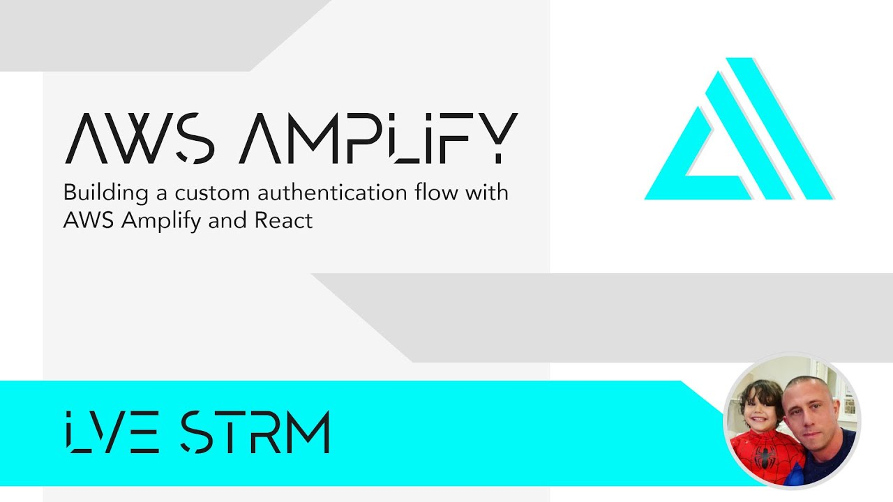 Creating A Custom Authentication Flow From Scratch with AWS Amplify and React
