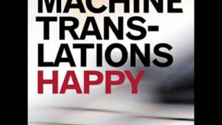 Watch Machine Translations Simple Shores video