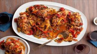 Healthy Recipes Roman Style Chicken