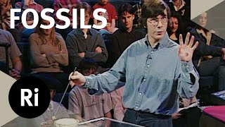 Liquid Nitrogen Fossilisation - Christmas Lectures with Simon Conway Morris