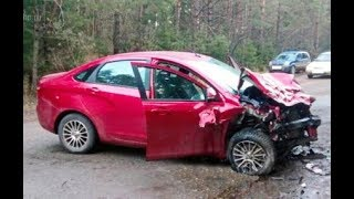 Crazy Drivers Compilation November 2017 Part 113