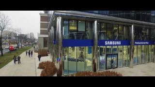 The most beautiful&stylish Service center in Europe - SAMSUNG PREMIUM SERVICE in POLAND