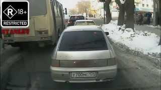 Подборка ДТП - Драк - Приколов на Дорогах 2013
