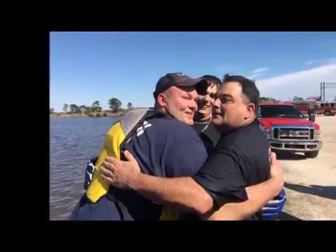 Surface Water Rescue Course Lake Charles Fire Department