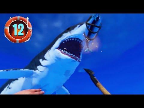 Raft - Part 12 - SCUBA DIVING