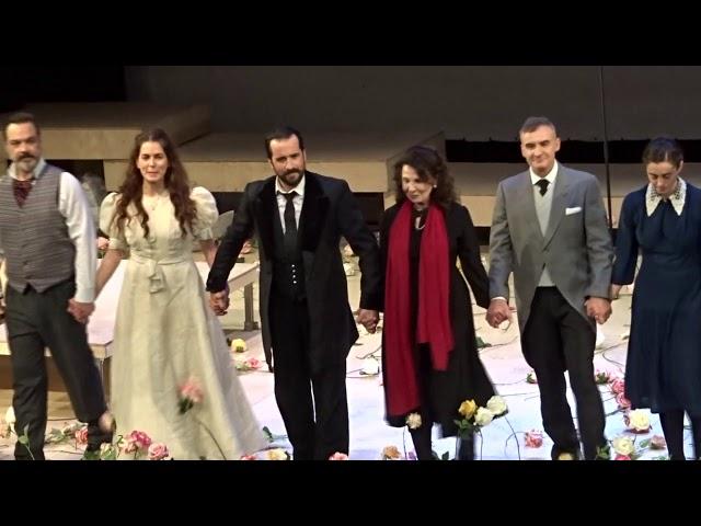 Η «Ιστορία χωρίς όνομα» - Θέατρο Αριστοτέλειον - Χειροκρότημα StellasView.gr
