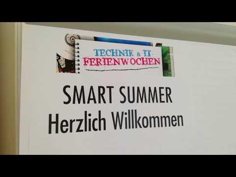 Smart Summer: Technik & IT-Ferienwochen