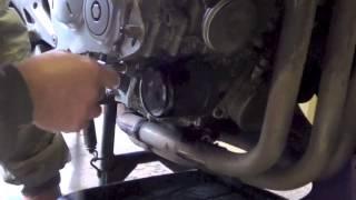 Download Honda CBF1000 GT Oil Change Mp3 and Videos
